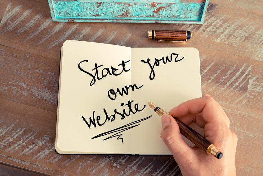 Start your website